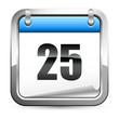Kalender App - calendar button