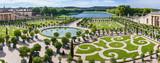 Fototapety L'Orangerie garden in Versailles. Paris, France