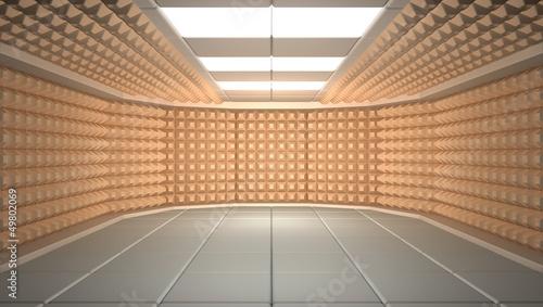 Soundproof room