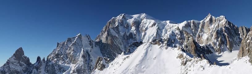 Vetta del Monte Bianco