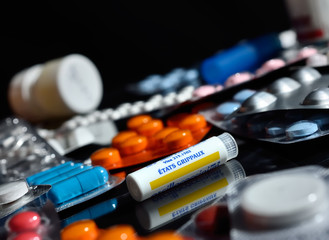 médecine allopatique et homéopatique,médicaments