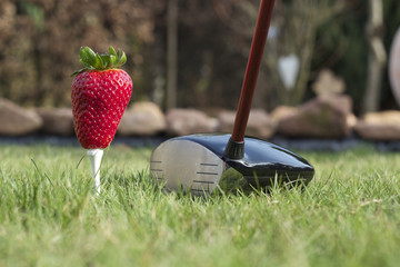 Golf macht fit