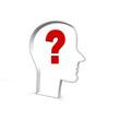 frage, antwort, auskunft, fragezeichen, problem, kopf,