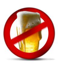 divieto di birra