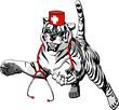 Постер, плакат: Белый Тигр