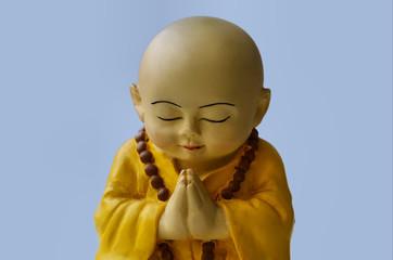 Monk buddha