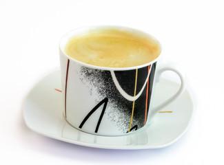 Kaffeetasse mit Crema