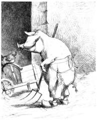 Pig : Farmer, Peasant