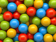 abstract color balls background