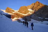 Fototapeta natura - góra - Wysokie Góry