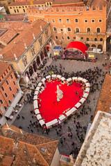 San Valentino a Verona, la città degli innamorati.