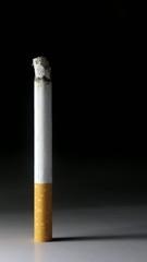 Cigarro consumiéndose