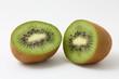 kiwi dos mitades