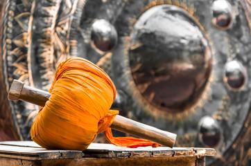 Orange Gong Hammer