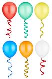balloon festive birthday toy