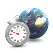 Stopwatch Earth