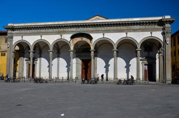 Piazza della Santissima Annunziata, Firenze