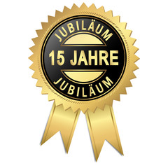 Jubiläum - 15 Jahre