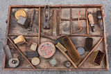 old tools of the shoemaker