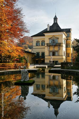Hellbrunn summer palace