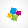 icône,bulle de dialogue