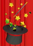 MAGIC SHOW - 3D poster