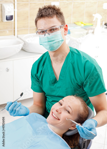Periodic dental screening