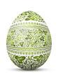 Osterei, Ostern, Ei, Symbol, Muster, Floral, Foliage, Retro, 3D