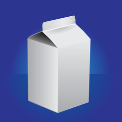 Package for milk or juice