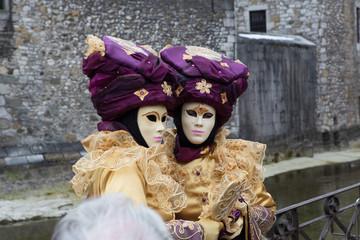 Carnival Venitien d' Annecy 2013