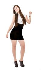 sexy itaiian woman dancing