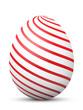 Osterei, Ostern, Ei, Zeichen, Symbol, Spirale, Linien, abstrakt