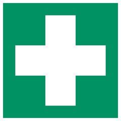 Rettungszeichen - Erste Hilfe