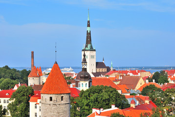 Tallinn, Estonia. Old Town