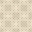 Seamless Pattern Dots Retro Beige/Brown