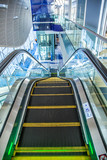 Automatic Stairs at Dubai Metro Station