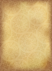 Vintage ornamented background vertical. Vector, EPS10