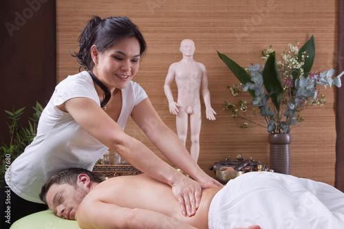 Original thailändische Massage