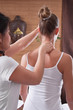 Schmerztherapie durch Thai-Massage