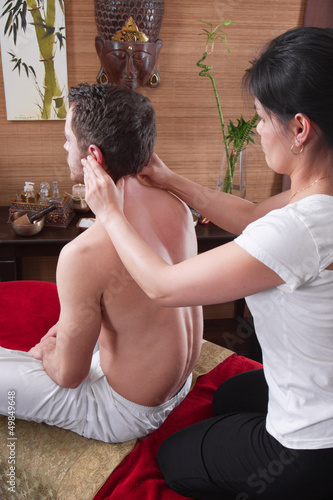 Original traditionelle Thai-Massage