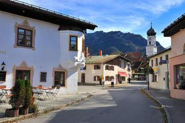 Dorfstrasse Oberammergau