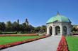 Residenzgarten München Pavillion