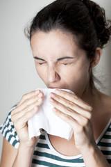Grippe haben