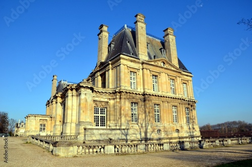 castle, château  de Maisons Laffite, Yvelines