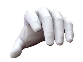 hand greifen