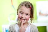 Kind mit Zahnlücke - Fine Art prints