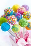 Cake pops - 49863220