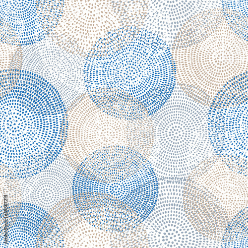 abstract seamless pattern © tets