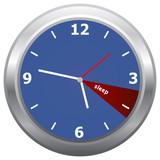 Social Clock poster
