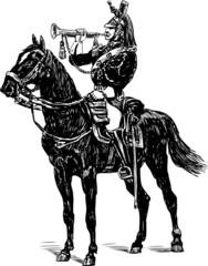 cavalryman